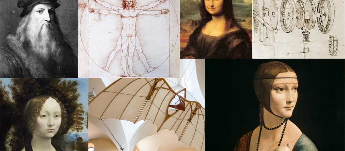 Leonardo da Vinci Mentore